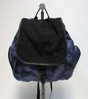 Hurley Navy Cloud Wash Napsack Backpack