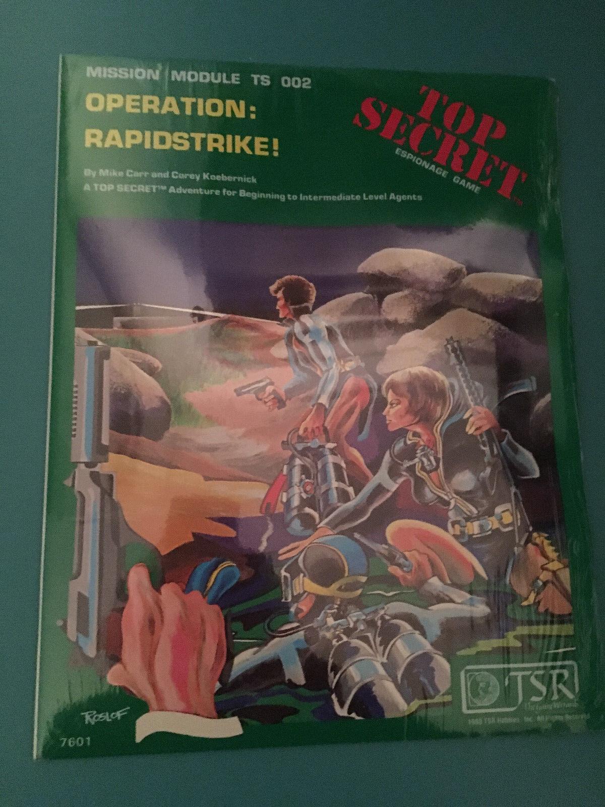 Top Secret Module TS002 Rapidstrike SHRINKWRAPPED