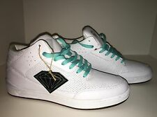 Diamond Supply Footwear Marquise Mid Top White SZ.10.5 Sneakers HUF Supreme