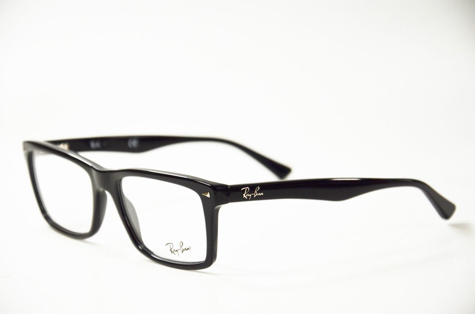 Ray Ban Ersatzbrille 5287 2000 Brille Unisex Kunststoff von -1,0 bis -6,0 Neu