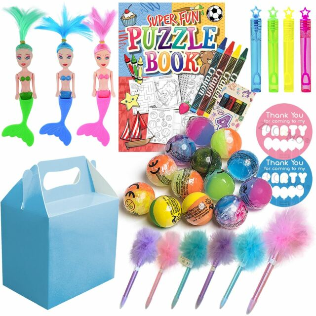 Easter Kids Party Puzzle Book Loot Bag Fillers Birthday Weddings Favour