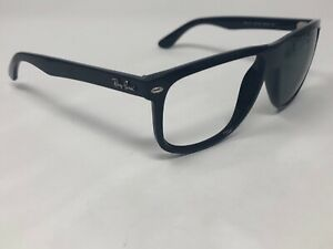 RAY-BAN-RB4147-601-58-Sunglasses-Frame-Italy-60-15mm-Black-Polished-WN99