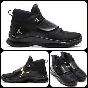Jordan Nike Uk 015 11 de Negro baloncesto Eur 5 fly 881571 Super 46 Po Zapatillas S8atqnBwq