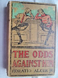 ODDS-AGAINST-HIM-OR-CARL-CRAWFORD-039-S-scarce-Alger-1904