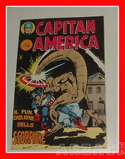 CAPITAN AMERICA 2 Seconda Serie Corno 1982