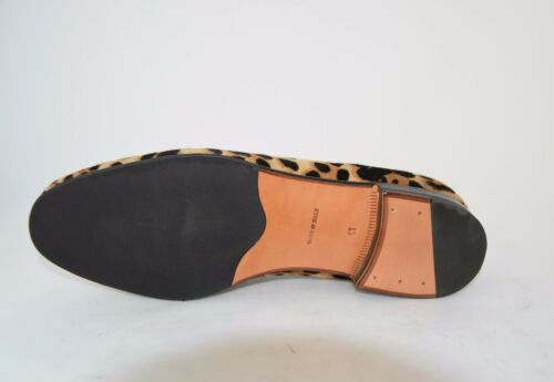 slipper pantofola pony leopard 41eu donna leather Woman Leopardato Sole Pony 7nqpZxU