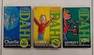 Books-by-Roald-Dahl