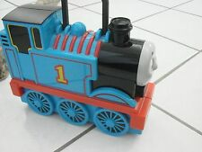Thomas The Train Case holds appx. 20 trains Carrying case with handle blue