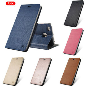 best service 83f05 1e0a1 Details about For Xiaomi Redmi 4X 5A Note 4X/5A Magnetic Flip Stand Wallet  Leather Case Cover