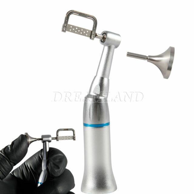 Dental Interproximal Stripping Reciprocating Contra Angle Handpiece IPR system