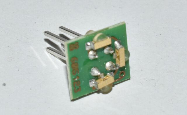Märklin Leiterplatte Schnittstelle 611035 aus 37362 Ae 6//6 mit Beleuchtung