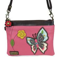Charming Chala Beautiful Butterfly Mini Crossbody Bag Handbag Purse