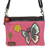 Charming Chala Beautiful Butterfly Mini Crossbody Bag Handbag Purse
