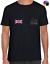 CARP AND UK POCKET PRINT MENS T SHIRT CARP FISHING FISHERMAN ANGLING CLOTHING