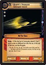 Star Trek CCG 2E Captain's Log Quark's Treasure, Sabotaged Shuttle 10R115