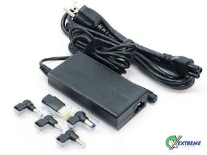 Targus-90W-19-5V-4-62A-Universal-AC-Adapter-Laptop-Charger-w-x5-Tips-APA90US