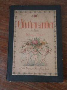 Ludwig-Von-Kramer-BLUTHENZAUBER-Franz-Lipperheide-1885-Chromolithographies