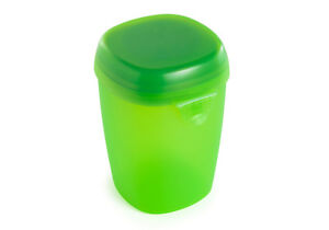 78e4a53e6fb1 Details about Snips Fruit Ice Box Thermal Take Away Container w/ Spoon -  Made in Italy
