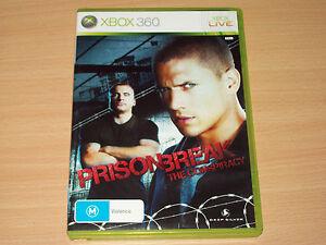 Prison-Break-The-Conspiracy-Microsoft-Xbox-360-2010-Good-Condition