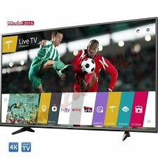 "TV LG LED 32"" ULTRA SMART 32LH570U DVB-T2 TELEVISORE MULTIMEDIA POLLICI WIFI FHD"