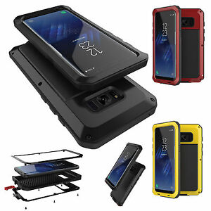 Aluminum-Shockproof-Heavy-Duty-Gorilla-Metal-Hard-Case-Cover-For-Samsung-iPhone