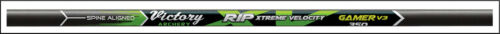 1 Dozen Victory RIP XV Gamer Carbon 400 Raw Shaft w//.204 Shock Insert