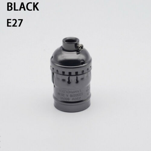 light Screw connector E27 holder Filament Edison Lamp Vintage Retro Bulb Glass