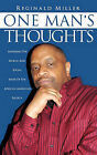 One Man's Thoughts by Reginald Miller (Paperback / softback, 2010)