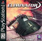 Eliminator (Sony PlayStation 1, 1999)