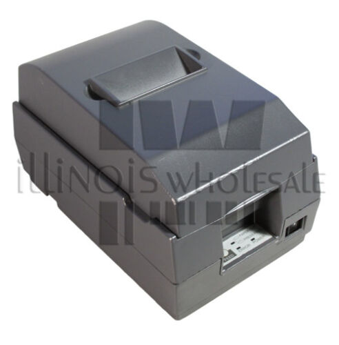 Epson TMU200B Printer, Parallel Interface, Dark Grey