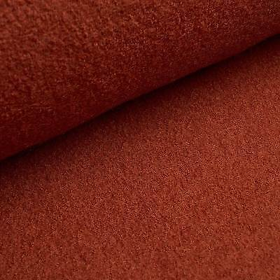 Fabian - loden fabric / boiled wool - 100% virgin wool - for coats, jackets, etc