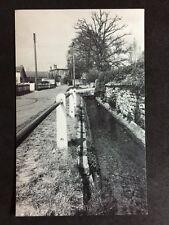 RP Vintage Postcard - Northamptonshire #B10 - Manor Walk, Nether Heyford