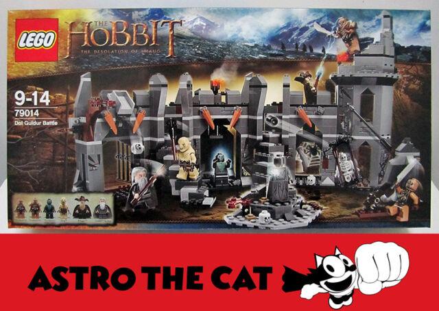 LEGO The Hobbit Dol Guldur Battle 79014 - Brand new - Get 5% off