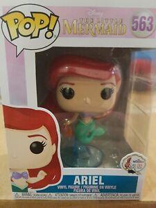 Funko Ariel Little Mermaid 563 disney the little mermaid