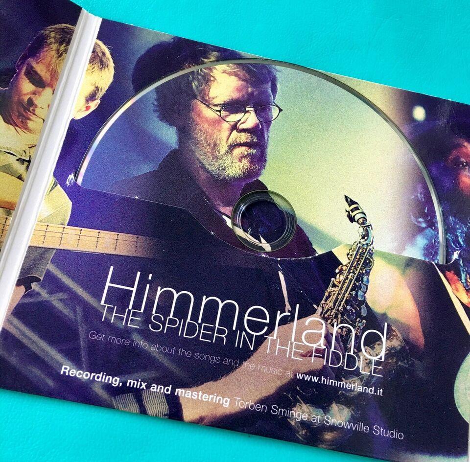 Himmerland (Færøerne): The Spider in The fiddle, folk