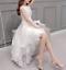 Womens-A-line-Dress-Sleeveless-High-Waist-Slim-Prom-Wedding-Bridesmaid-Dresses thumbnail 7