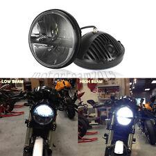 "7"" PAR56 CREE LED Faro Redondo DAYMAKER ajuste Harley 27275C,2245,2246 Touring"