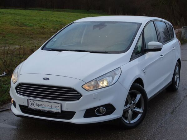 Ford S-MAX 2,0 TDCi 150 Trend aut. billede 1