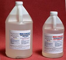 EPOXY RESIN CLEAR FAST SET 4 CASTING COATING FIBERGLASS & CARBON FIBER LAYUP 1.5