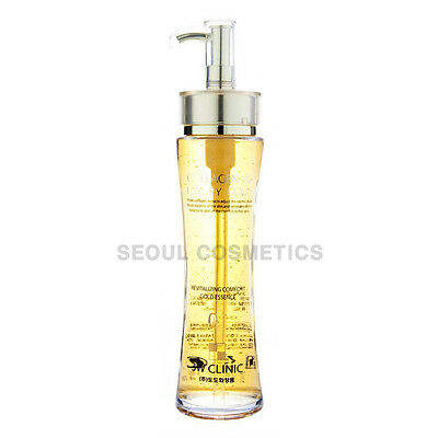 [3W CLINIC] Collagen & Luxury Gold Revitalizing Comfort Gold Essence 150ml - New