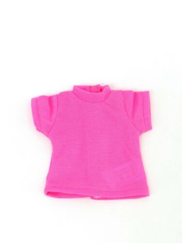 """Hot Pink T-Shirt Fits Wellie Wishers 14.5/"""" American Girl Clothes"""