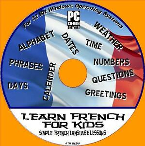 French for kids easy childrens language lessons interactive pc cd image is loading french for kids easy childrens language lessons interactive m4hsunfo