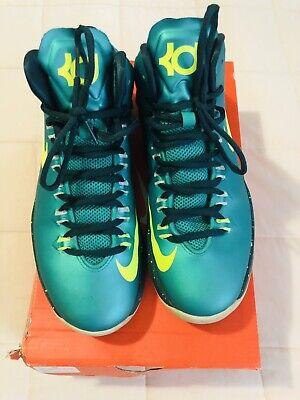 Nike KD V 5 HULK Size 7 Youth - Kevin