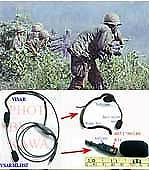 Military Spec Headset for Motorola HT1000 Visar XTS5000