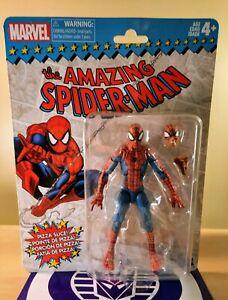 Marvel-Retro-The-Amazing-Spider-Man-Action-Figur-2017-Hasbro-6-034-NEU-versiegelt