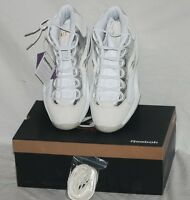 Reebok Question Mid X Bait, ice Cold Allen Iverson, Size 11, In Box, 1/500