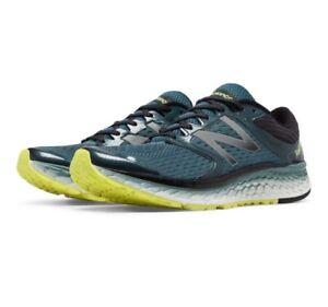 Detalles acerca de Para Hombre New Balance M1080GY7 Zapatillas Para Correr Azul eléctricoVerde Neón ! nuevo En Caja! mostrar título original