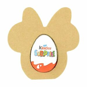 Kinder Egg Holder Blank Shape Space Rocket Bulk Buy Easter Egg Holder Gift