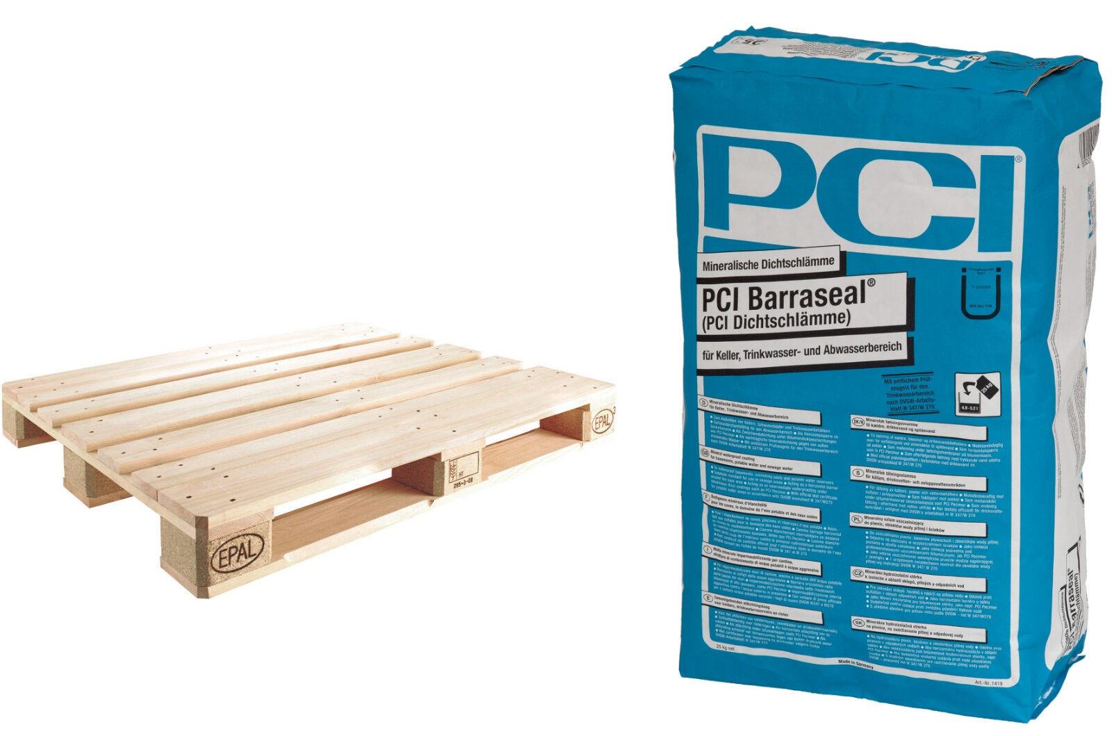 PCI Saniment DS 42 X 25kg Wird durch Barraseal ersetzt Dichtschlämme ...