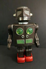 "Horikawa Attacking Martian Robot 11"" Battery Operated Japan 1967"